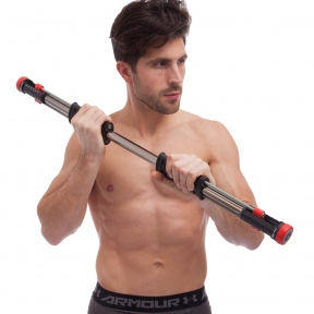 Эспандер для груди и рук Arm Trainer PS FI-5051 (металл, пластик, l-90см, d-10,5мм)