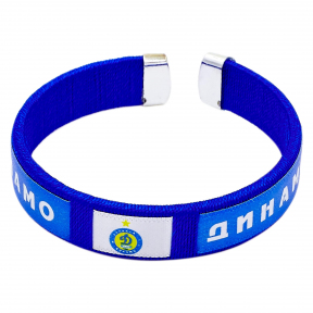 Браслет Динамо FB-2136 (PP тубус, пластик, PL нить, 1уп.-12шт., цена за 1шт.)