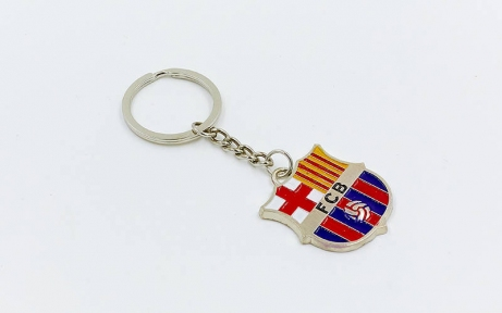 Брелок Barselona FB-5589 (металл хром., цена за 1шт)