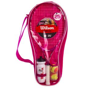 Набор для большого тенниса WILSON STARTER SET 25 WRT220300 цвета в ассортимете