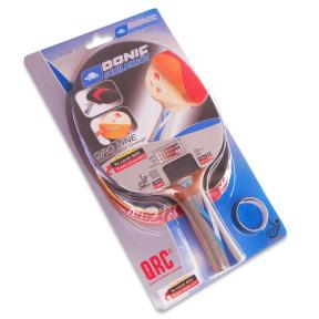 Набор для настольного тенниса DONIC LEVEL 600-800 МТ-752518 1 ракетка 2 накладки