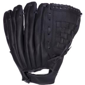 Ловушка для бейсбола C-1878 черный-коричневый