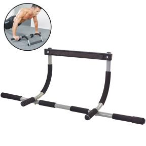 Тренажер-турник Iron Gym HT-11A (металл,пенорезина, р-р 94x44x17,3см, вес позльз. до 100кг)