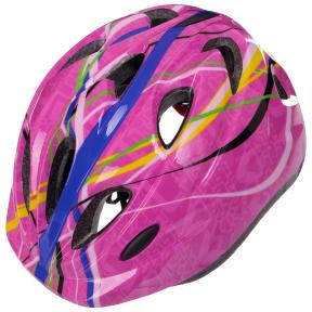 Шлем защитный с механизмом регулировки Zelart SK-2861 (EPS, PE, р-р L-54-56, 8 отверстий, цвета в ассортименте)