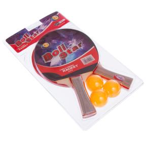 Набор для настольного тенниса Boli Star MT-9002 2 ракетки 3 мяча