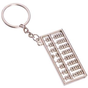 Брелок Счеты FB-3069 (металл, цена за 1шт)