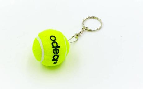 Брелок SP-Sport Теннисный мяч BT-5509 1шт