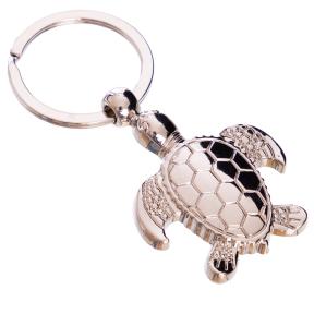 Брелок Черепаха FB-4397 (металл хром., цена за 1шт)