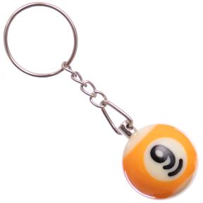 Брелок для ключей Шар бильярдный Pool FB-5026