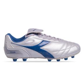 Бутсы футбольные мужские DIADORA 157783C3933 размер 43 белый-синий