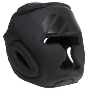 Шлем боксерский с полной защитой PU UFC Tonal UTO-75448 (р-р M, черный)