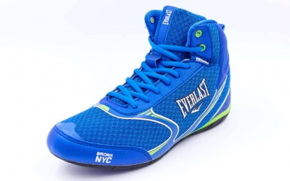 Боксерки EVERLAST FORCE ELM126B размер 38-44 US-6,5-11 синий