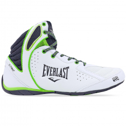 Боксерки EVERLAST STRIKE ELM124D размер 39-44 US-7,5-11 белый