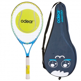 646e4cd08f70 Ракетка для большого тенниса детская ODEAR BT-3501-25 (алюминий, 8-