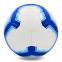 Мяч для футзала №4 Клееный-PVC PREMIER LEAGUE 2018-2019 FB-7273 (белый-синий) Дубл